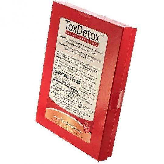 Protocol de detoxifiere