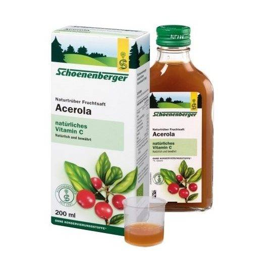 Acerola 200 ml