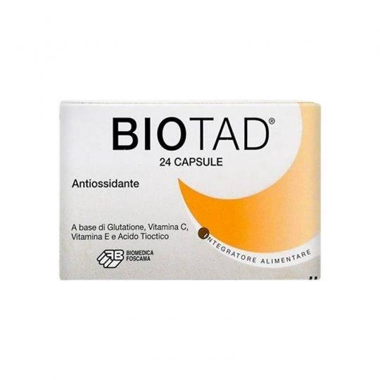 Bio Glutathione 24 capsule