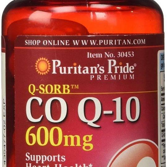 CO Q-10 600mg 30buc