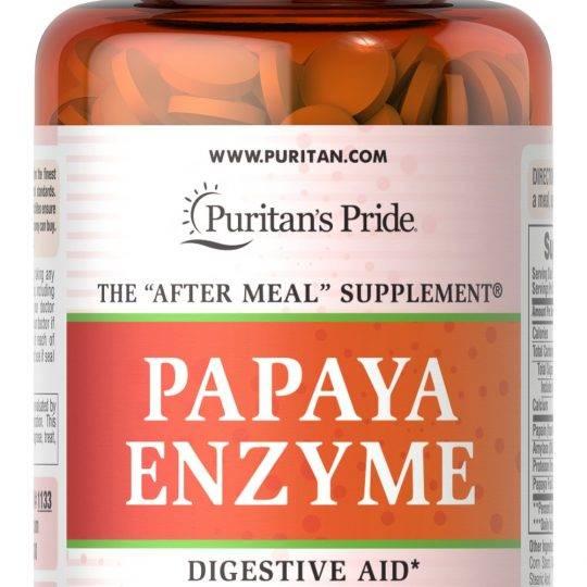 Enzyme din Papaya 250 tab