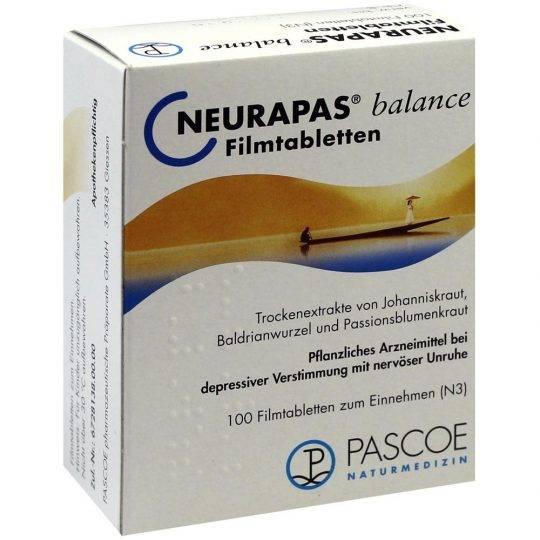 Neurapas Balance (100tab)