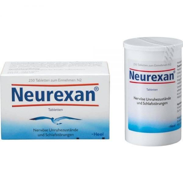 Neurexan Tablete 250buc