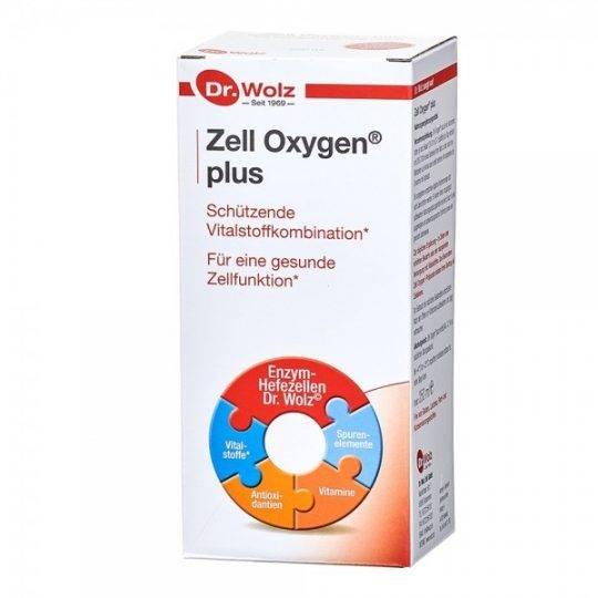 ZELL Oxygen® Plus 250ml.