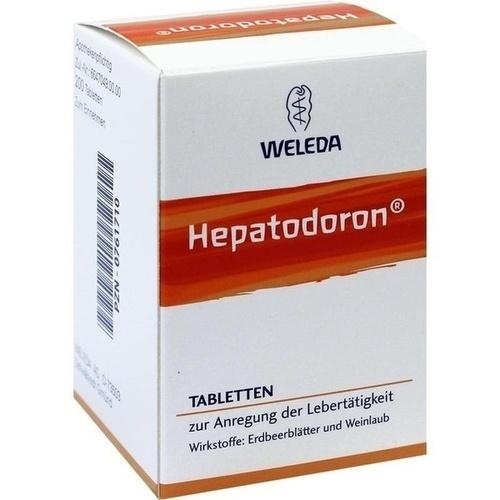Hepatodoron pentru ficat